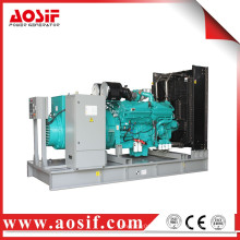 China 1100kw / 1375kva verwendet Generator schalldichte KTA38-G9 Diesel-Generator