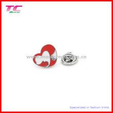 Mode-Button Metall Kragen Pin Abzeichen