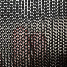 Gray Powder Coating Anti-theft Window Screen
