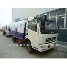 Dongfeng Mini Road Cleaning Truck For Sale in Morocco