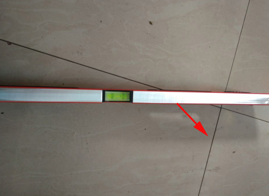 TOP milling 600mm spirit level