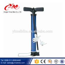 2016 Hot sale portable mini bike hand air pump/colorful pump accessories parts