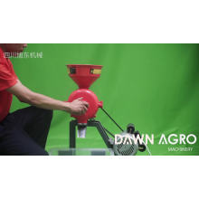 DAWN AGRO Rice Flour Mill Grain Grinding Machine Price Nigerian
