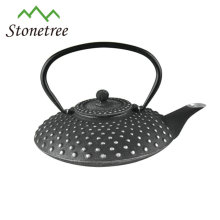 Cast Iron Teapot 800ml Top Quality Chinese Thick Cast Iron Tea Pot Set