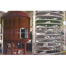 Hocheffiziente Lebensmittelindustrie Tabletttrockner Maschine für die Lebensmittelindustrie