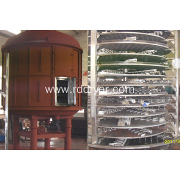 high efficiency foodstuff industry tray dryer machine for food industry