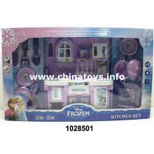 Belle cuisine en plastique pour fille jouets (1028501)