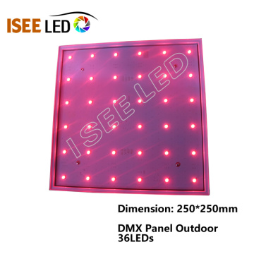 Painel decorativo de parede DMX Digital LED Light
