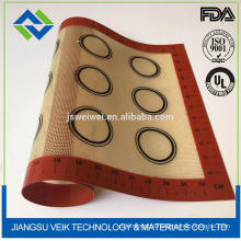 FDA approved non stick reusable customized silicon baking mat