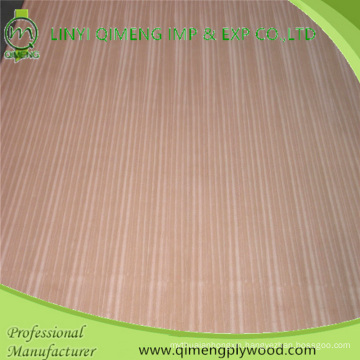 Supply AA Grade 1.8-3.6mm Sapele Fancy Plywood with Good Price