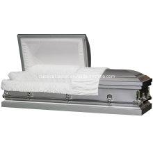 Cercueil d'acier Ga Dunham Silver Nonsealer 20