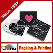 Two of a Kind Heart Shape Playing Poker Cards (430197)