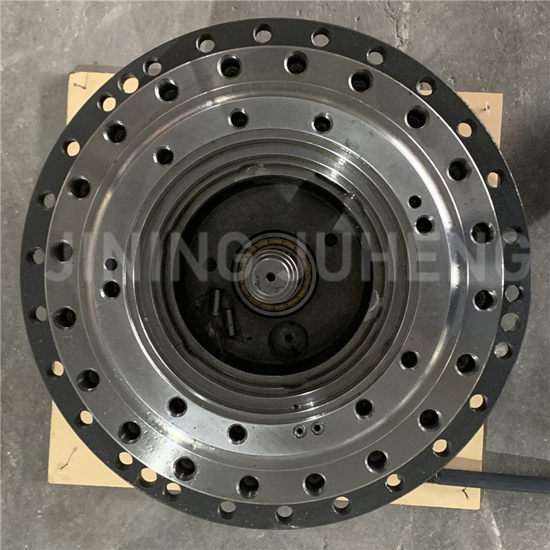 Dx255lc Travel Gearbox 5
