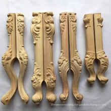 Carved Wooden Leg For Table Furniture Foot,Sofa Legs