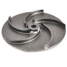 Präzisions-Feinguss-Impeller aus Edelstahl (Stahlguss)