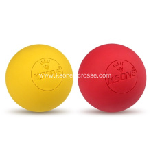 rubber lacrosse ball on sale