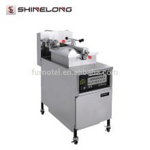 Freidora eléctrica de la presión del pollo del acero inoxidable K529 con la filtración del aceite