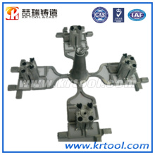 Manufacturer High Quality Squeeze Casting Mechanical Components Supplier in China