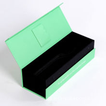 Kustom Rigid Book Shape Gift Coated Paper Box