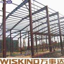 Nueva estructura de acero del calibrador ligero de la construcción del marco bajo del precio
