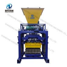QT4-35B Semi-automatic Small Soil Smart Brick Scale Brick Block Making Machine