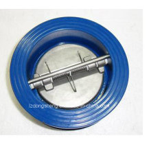 DIN-Dual-Platten-Rückschlagventil DIN 3202 K3 (EN 558-1 Serie 16)
