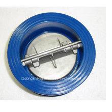 Válvula de retenção de chapa dupla DIN DIN 3202 K3 (EN 558-1 Série 16)