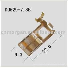 inserção dos pinos do conector