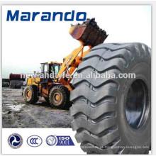 China pneu resistente 12.00R20 12.00r24 do caminhão apropriado para o tempo quente