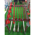 Hot Dip Galvanized Earth Auger