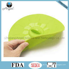 Küche Silikon Anti-Überlauf-Abdeckung, Silikon-Topf Abdeckung SL07 (S)