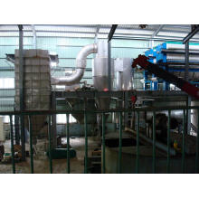 Sago Fiber Dryer