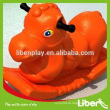 Plastik Kindergarten Schaukelpferd für Kinder LE.YM.057