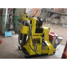 Man-Portable Small Drilling Rig for Home Water Wells (XUL-100)