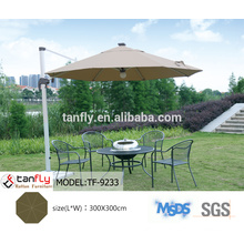 aluminum china umbrella outdoor