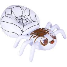 Sofá aranha inflável ao ar livre