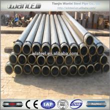 Clasificación de alta presión 80 tubería de acero