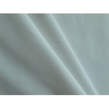 Белая анти-перспективная ткань TC для мужской рубашки
