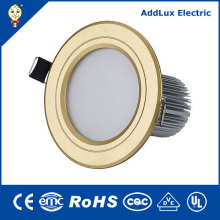 CE UL Energy Star SMD / COB LED Recessed Downlight