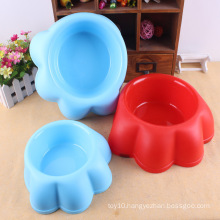 Pet Footprint Bowl, Pet Product