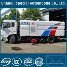 Caminhão de vácuo Dongfeng Tianjin 7000liters estrada