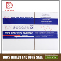 Professional manufacture custom paper electronic packaging box