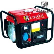 Generador de la gasolina del proveedor de China 0.5kVA con el motor de gasolina Ie45f