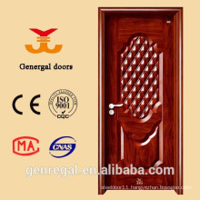 CE Classic european Style 45mm steel panel door