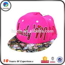 Top quality snapback 2015 Plain wholesale custom snapback cap