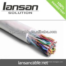 LANSAN Código de cor do cabo de alta velocidade de 100 pares CE UL ISO APPROVAL