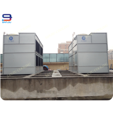 100 ton Superdyma geschlossener Kreislauf Durchfluss GHM-100 nicht FRP Geschlossene Art Jacke Wasser-Kühlsystem