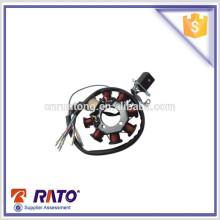 Motor de motocicleta chino CG125D-8 piezas magneto bobina