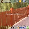 WPC post for fence, handrail pergola