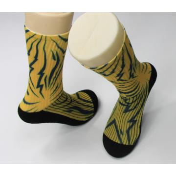 Subliament Mens Custom Printed Socke